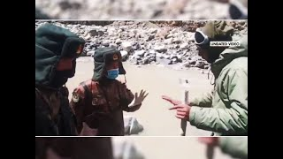 India-China faceoff: PLA troops vacate Finger 4 area in Pangong Tso; military-level talks on Tuesday