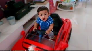 Rocking Star Yash Son's First Video | Cuteness Overloaded | Yash | Ayra | Radhika Pandit