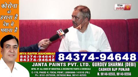 """Exclusive: Dera Sirsa के मुद्दे पर बोले Vijay Sampla, """"वोट मांगना हमारा हक और डालना जनता का"""""""
