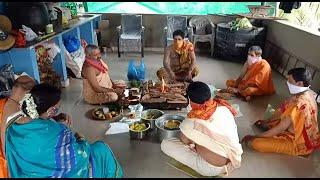 Goa Suraksha Manch perform havan to 'ward off' coronavirus in Vasco