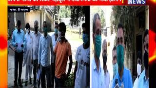 KULLU : खनन पर लगे प्रतिबंध को हटाने की सरकार से की मांग ! ANV NEWS HIMACHAL PRADESH !