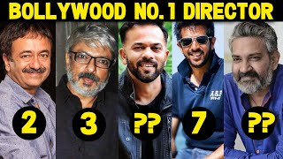 Bollywood's No.1 Director | Most Popular Director | Rohit Shetty, Rajkumar Hirani, SS Rajamouli
