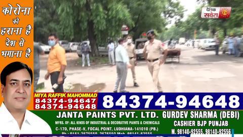 Chandigarh प्रशासन का Action, Sukhdev Dhindsa द्वारा Gurdwara Sahib में रखी गई PC पर लगाई रोक