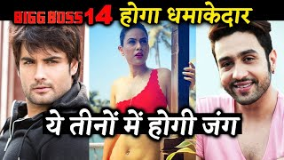 Nia Sharma, Vivian Dsena, Adhyayan Suman In Bigg Boss 14?