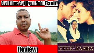 Veer Zaara Movie Review - SRK, Preity Zinta, Rani Mukherjee Starrer Film