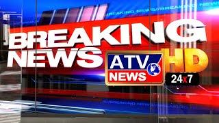 ताजा समाचार #ATV News Channel - HD (National News Channel)