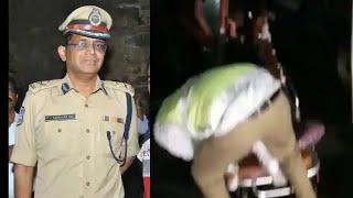 Senior Ips Officer  Sri. V.V. Srinivasa Rao Ke Sath Kya Huwa ? | @ SACH NEWS |