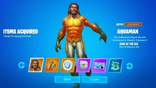 Fortnite Aquaman Week 5 Challenges Event Update! (Fortnite Battle Royale)