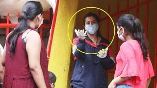 Ekta Kapoor Spotted Outside Shani Mandir To Take Blessings