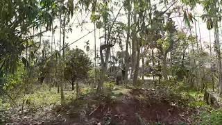 কাৰ্বি আংলঙৰ ডেংজা অঞ্চলৰ কাৰ্বি গাঁওবোৰ।। A scene of Karbi village in Dengja area of Karbi Anglong