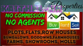 KAITHAL -HR-  PROPERTIES  ☆ Sell •Buy •Rent ☆ Flats~Plots~Bungalows~Row Houses~Shop $Real estate ☆