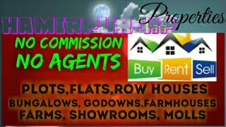 HAMIRPUR -HP-  PROPERTIES  ☆ Sell •Buy •Rent ☆ Flats~Plots~Bungalows~Row Houses~Shop $Real estate ☆