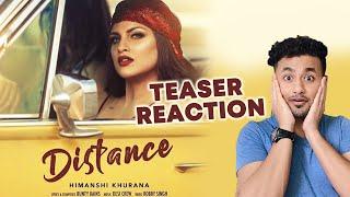 Distance Teaser   Reaction   Review   Himanshi Khurana