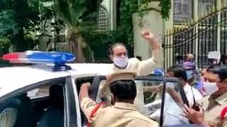 AIMIM , Mirza Rahmath Baig Arrested At Waqf Board Hyderabad