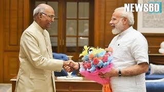 Ram Nath Kovind elected as 14th President of India, defeats Opposition candidate Meira Kumar