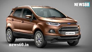 2017 Ford EcoSport to launch this festive season