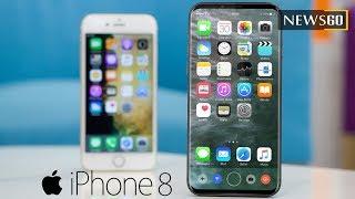 Apple's Accidental Leak 'Confirms' iPhone 8 Design