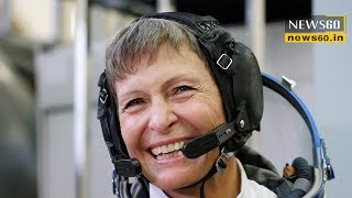 After 288 Days And 4623 Orbits Of Earth, Astronaut Peggy Whitson Returns To Earth