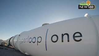 Andhra Pradesh govt plans to connect Amaravati and Vijayawada with Hyperloop