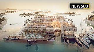 dubai to get worlds first floating luxury resort