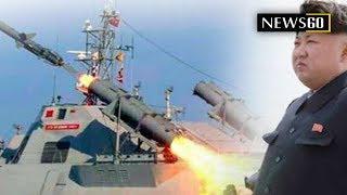 North Korea fires missile over Japan,