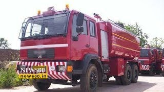 Trivandrum to get modern fire fighting equipment for faster aid