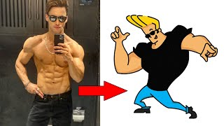 Shirtless Asim Riaz Flaunts His Chiseled Body Reminds Us Of Johnny Bravo