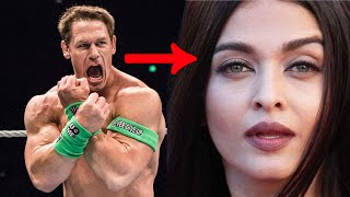 John Cena Wishes Aishwarya Rai Good Health In His Unique Way