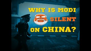 Chinese Intrusion: Why is Modi Silent on China?