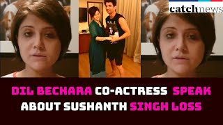 'Dil Bechara' Co-Star Swastika Mukherjee Asks In An Angry Post On Social Media | Catch News