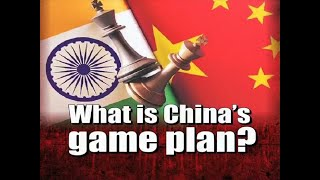 What is China's game plan?