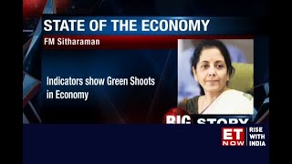 More policy interventions to revive the economic growth says Nirmala Sitharaman