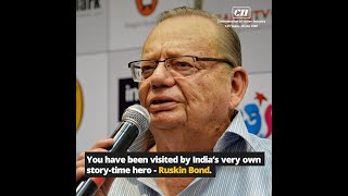 Ruskin Bond-Inspiring Children books