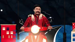 Bhootatlela | Motion Poster | New Horror Comedy Web Series Starring Priyadarshan Jadhav | 2nd June