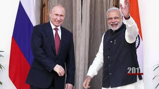 India Russia -70th Anniversary of Diplomatic Relations (08.45 Min.)