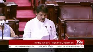 KC Venugopal takes oath as Rajya Sabha MP from Rajasthan