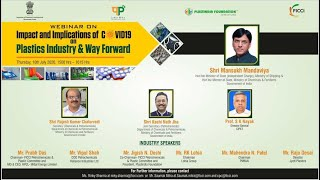 Impact and Implications of COVID-19 on Plastics Industry & Way Forward