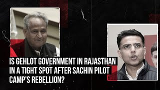 Rajasthan drama: Is Gehlot govt in a tight spot after Sachin Pilot camp's rebellion?