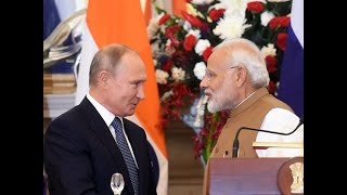 Russian President Putin extends condolences to PM Modi over flood deaths in parts of India