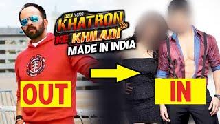 These 2 BIG Actors To Host Khatron Ke Khiladi Made In India, Rohit Shetty OUT?