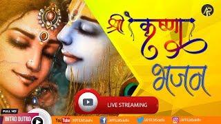 Best of Vinod Agarwal Ji Latest | Radha Krishan Bhajan |  | Mahavir Sharma | Dheeraj Bawra | HD Live