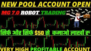 MG 7.0 ROBOT FOREX TRADING 60% MONTHLY PROFIT | BEST EA FOREX ROBOT 2020