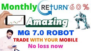 MG 7.0 MT4 MOBILE SETUP || VPS SETUP || FOREX ROBOT FOR MT4 MOBILE APP