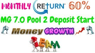 MG 7.0 FOREX ROBOT LIVE PROFIT 60% ||  FOREX POOL TRADING || MG7.0 PRICE $111 ONLY