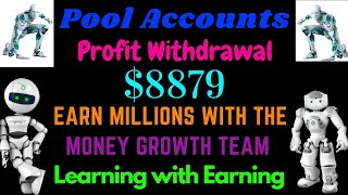 $8879 PROFIT WITH MG7.0 ROBOT TRADING AND FOREX POOL TRADING