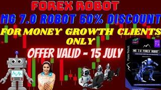 FOREX ROBOT MG 7.0 50% DISCOUNT