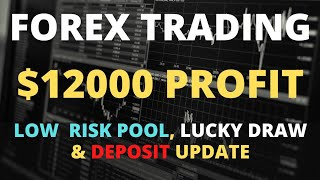 LOW RISK POOL PROFIT WITHDRAWAL, LUCKY DRAW & DEPOOSIT UPDATE | MONEY GROWTH