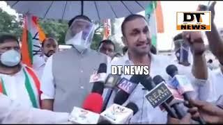 #Hyderabad Feroz Khan BolRai Agar Osmania Hospital Ban Gaya To #Owaisi_Hospital Ko Dhaka Lagta, Isi