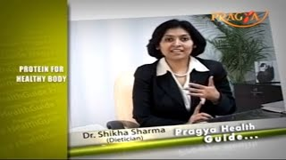 Benefits of protein for health body well known nutritionist Dr Shika Sharma explains