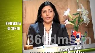 Benefits of dry ginger to problems related to breathing sore throat cold Dr Deepika Mallik tells us